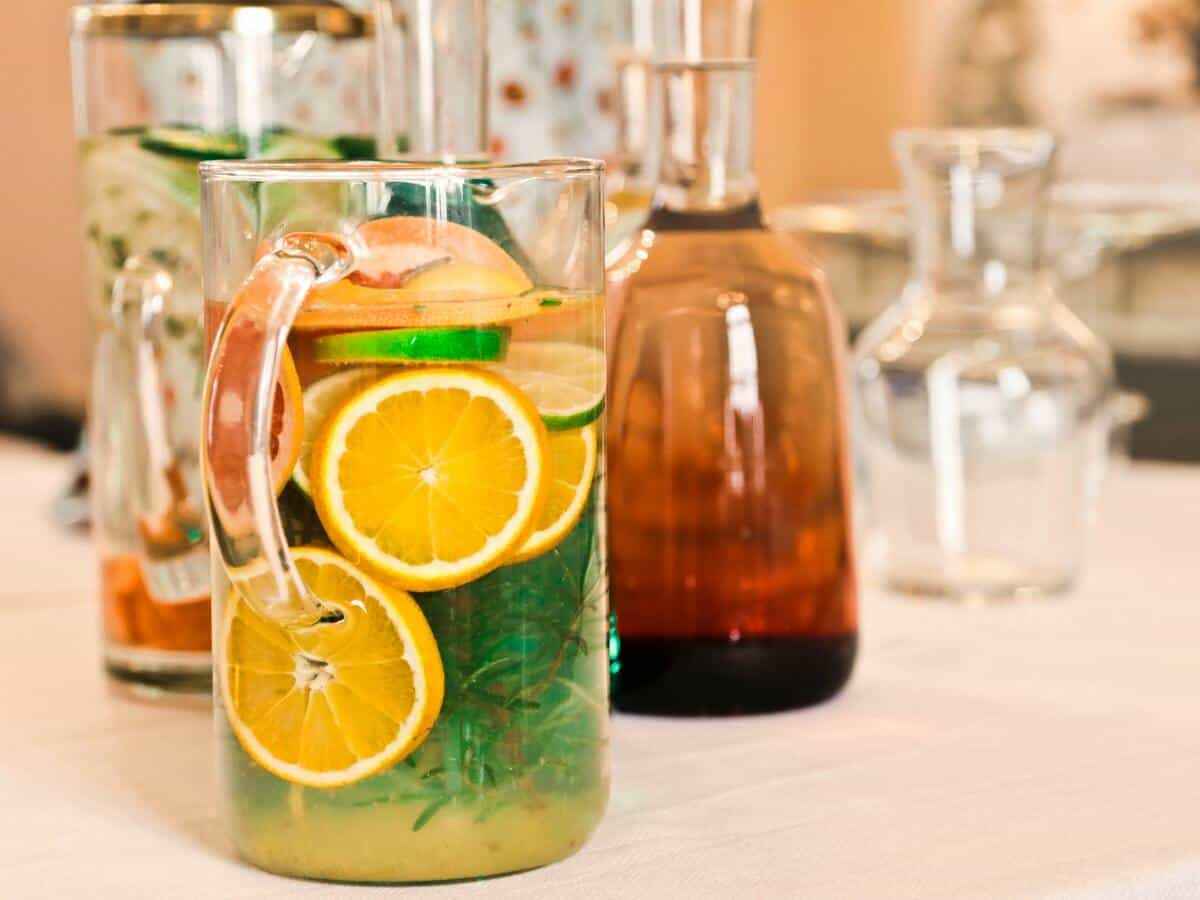 Best Infused Water Recipes for Beautiful Skin: Few Ingredients Required