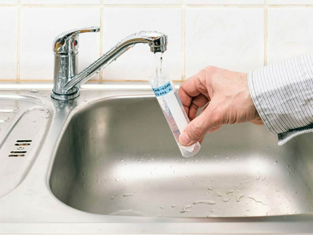 tap water test