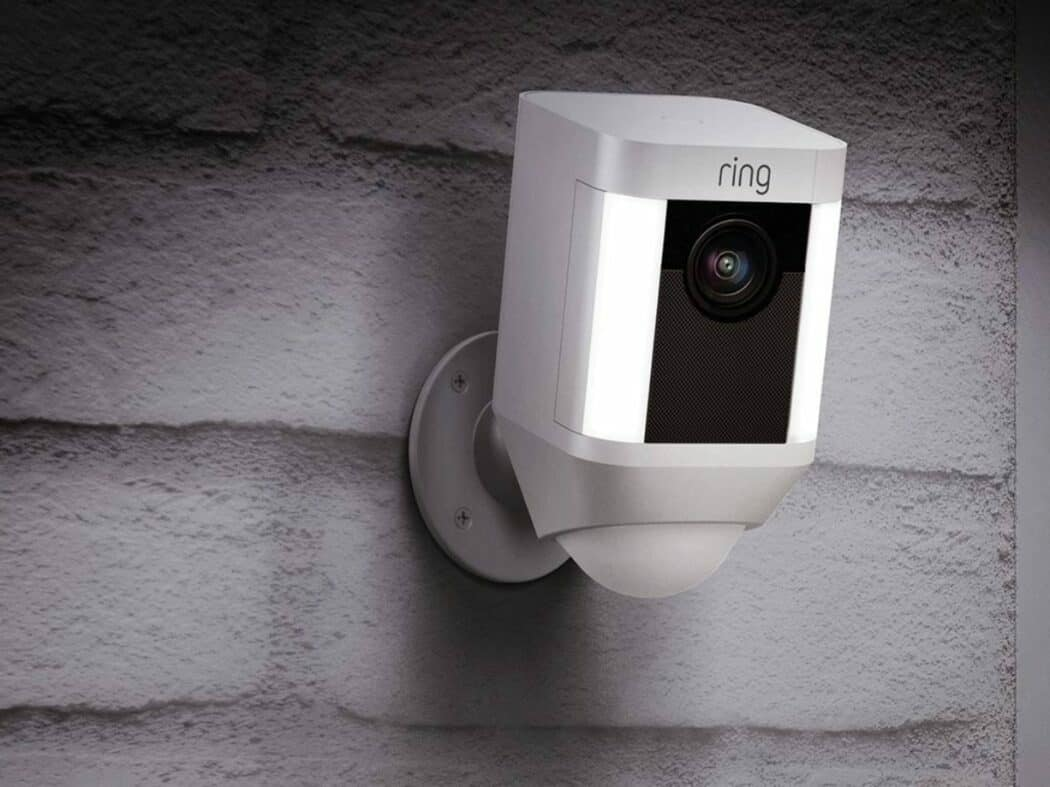 ring home security outdoor camera